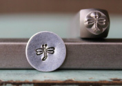 Brand New Supply Guy 6mm Dragonfly Metal Punch Design Stamp CH-130