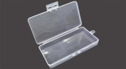 Stow-away Single Compartment Storage Box, 18cm Long : ( Pack Of 2 Boxes )