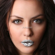 Lip Wraps (Tattoo's) By Passion Lips - White Tiger by Beautifeye