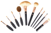 Rio Makeup Artist's Professional Cosmetic Brush Set