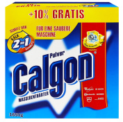 Calgon protection against lime 2in1 / 2in1 powder / water softener 1.65 Kg