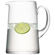LSA International 1.7 Litre Tapered Jug, Clear