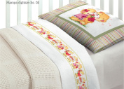 Bedding Set for Cot Bed in 100% Cotton Design 2 O.B Lettino Disegno 2
