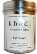 Khadi Natural Ayurvedic Herbal Hair Colour Light Brown