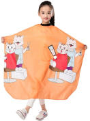 Child Hair Cutting Cape, Kids Shampoo Cape Waterproof Capes