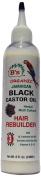 B's Jamaican Black Castor Oil Herbal Hair Rebuilder