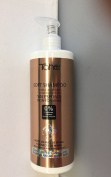 Tahe Botanic Soft Shampoo Cleansing Non-Foaming 0% Parabens / Sulphates Brazil Nut Oil And Myrrh Extract 400 ML