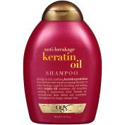 Anti-Breakage Keratin Oil Shampoo 380ml Squeeze Bottle