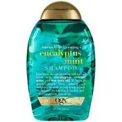 OGX Intensely Invigorating Eucalyptus Mint Shampoo 380ml Squeeze Bottle