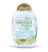 OGX Weightless Hydration Coconut Water Shampoo, 385mL