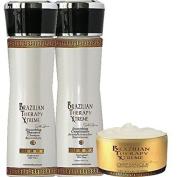 Keratin Cure-Colour & Keratin Safe -sulphate FREE- Shampoo Conditioner 160 ml / 5fl oz Deep Masque 250g BTX Brazilian Therapy Xtreme with Argan and Olive Oil Champu Y Acondicionador