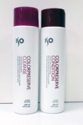 ISO colour PRESERVE CLEANSE CONDITION
