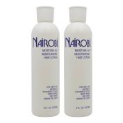 """Nairobi Moisture-Sil Moisturising Hair Lotion 240ml """"Pack of 5.1cm"""