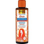 Linha Tratamento (SOS Cachos) Salon Line - Oleo Vegetal Verao Nutricao Restauradora 100 Ml - (Salon Line Treatment