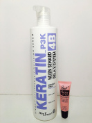 "Helen Seward Keratin P3k Finalising Serum 4B ""Free Starry Lip Gloss 10 Ml"""