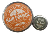 Walton Wood Farm Men Don't Stink Hair Pomade with Mini The Beast Solid Cologne