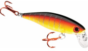 Dynamic Lures Trout Fishing Lure | Multiple BB Chamber Inside | (2) - Size 10 Treble Hooks | For Fishing Bass, Trout, Walleye, Carp | Count 1 |