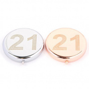 Birthday Compact Mirror - 21