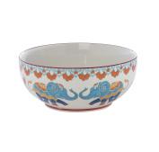 Shiraleah Home Raj Serving Bowl, Multicolor