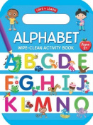 Alphabet Wipe-Clean Activity Book