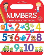 Numbers Wipe-Clean Activity Book