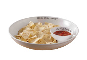 Mud Pie Circa Chip N Dip Set, White