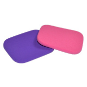 Pack of 2 Girls Ladies Cosmetics Sponge - Party Bag Fillers / Christmas Stocking Fillers