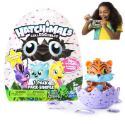 Hatchimals Colleggtibles 1Pack - Adorable Collectible Hatchimals that Come Inside Small, Speckled Eggs