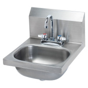 Krowne 41cm Wide Hand Sink with Deck Mount Faucet, HS-18