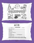 #SLEEPOVER Autograph Pillowcase