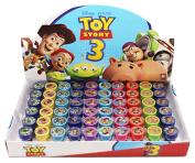 Disney Pixar's Toy Story 3 Random Colours Stamp Set