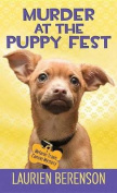 Murder at the Puppy Fest [Large Print]
