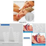 2 Piece nose dilators anti snore cones vents
