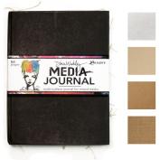 Ranger Dina Wakley Media Journal 20cm x 25cm - Multi-Surface Mixed Media Art Journal