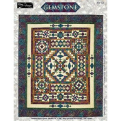 Gemstone Quilt Pattern by Wing and a Prayer Design