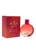Hollister Wave 2  Eau De Parfum   Spray For Women 100ml