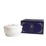 RoyalShave Lemon Sandalwood Shaving Soap with Ceramic Bowl