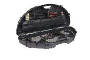 Plano SE Pro 44 Bow Case - Black with Arrow Case SE Pro 44 Bow Case - Black with Arrow Case, 110cm