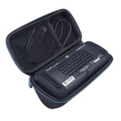 MASiKEN Hard EVA Case Portable Travel Carrying Case Storage Bag for OontZ Angle 3 Plus Portable Wireless Bluetooth Speaker