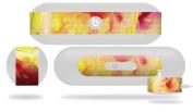 Painting Yellow Splash Decal Style Skin - fits Beats Pill Plus