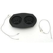 Eckler's Premier Quality Products 80244402 Chevy Speaker Stereo 30 Watts Custom Autosound