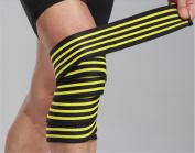 XUEXIN Sport Professional Sports Knee Fitness Men's Equipment Legs Leggings Leggings Bandage Stretch Squat Running Training Knee