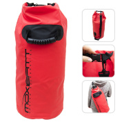 Dry Bag Set – Fully Waterproof To Protect All Items – Lightweight and Tough PVC Tarp – Easy To Use Highly Visible Storage Sack – Perfect Pouch For Camping And All Outdoor Activities