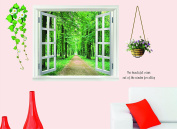 RUGAI-UE The living room wall can remove background wall stickers, 60*90cm
