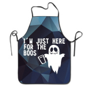 Halloween I'm Just Here For The Boos Kitchen Aprons
