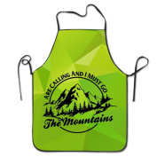 The Mountains Are Calling And I Must Go Chef Apron