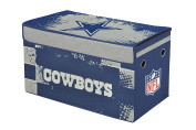NFL Dallas Cowboys Collapsible Storage Trunk