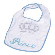 On The Move 14355 Bib Prince with Blue Embroidery