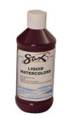 Sax Washable Liquid Watercolour Paint, 240mls, Magenta