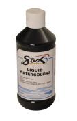 Sax Washable Liquid Watercolour Paint, 240mls, Green